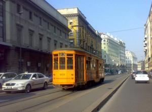 milano tranway